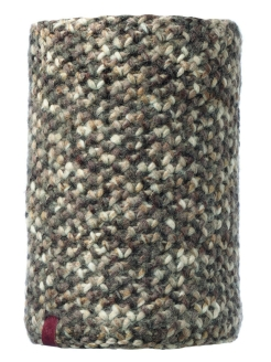 Шарф BUFF KNITTED & POLAR NECKWARMER MARGO BROWN TAUPE Buff
