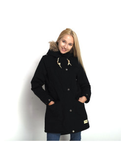 Куртка ЗАПОРОЖЕЦ Ladies Long Parka FW17 Запорожец