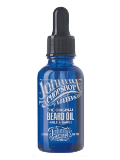 Масло для ухода за бородой Beard Oil Johnny's Chop Shop