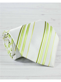 Tie silk color lime FABEER-CASTELL