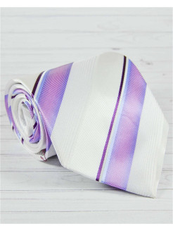 Tie silk color purple FABEER-CASTELL