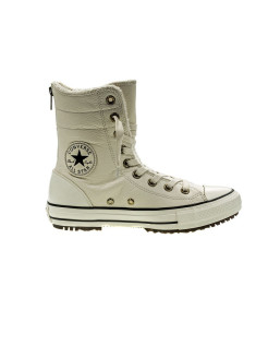 Кеды Chuck Taylor All Star Hi-Rise Boot Leather + Fur Converse
