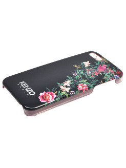 Чехол Kenzo для iPhone 5S/SE Exotic Hard Black KENZO