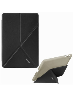 Чехол откидной Apple iPad 6 / Air 2 Remax Transformer Black REMAX