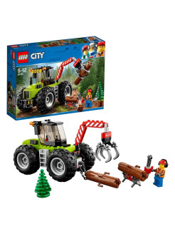 Лесной трактор City Great Vehicles 60181 LEGO