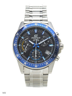 Часы EDIFICE EFV-540D-1A2 CASIO