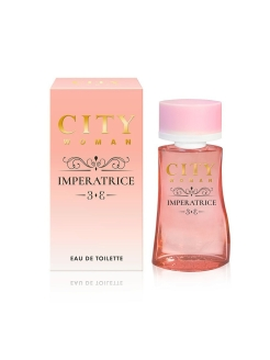 Туалетная вода Woman Imperatrice ТВ 60 мл Вуман Императрис CITY PARFUM