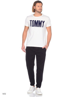 Брюки TOMMY JEANS