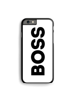 "Чехол для iPhone 6/6S ""BOSS"" Boom Case"