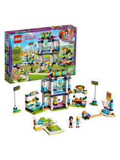 Конструктор LEGO Friends 41338 Спортивная арена для Стефани LEGO