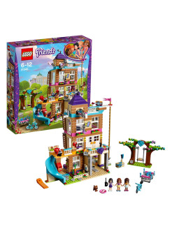 Конструктор LEGO Friends 41340 Дом дружбы LEGO