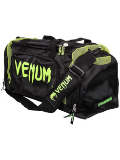 Сумка Venum Trainer Lite Black/Neo Yellow Venum