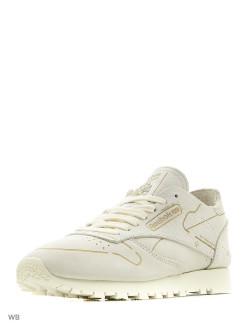 Кроссовки CL LEATHER HMG CLASSIC WHITE Reebok