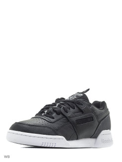 Кроссовки WORKOUT PLUS IT BLACK/COAL/WHITE Reebok
