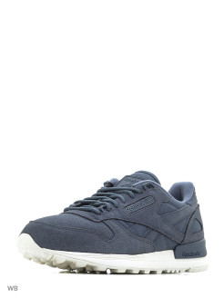 Кроссовки CL LEATHER 2.0 WINT SMOKY INDIGO/CHALK Reebok