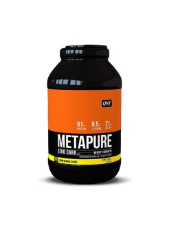 Протеин Metapure Zero Carb, вкус - лимон/меренга, 2 кг. QNT