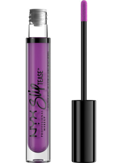 Тонирующее масло для губ.  SLIP TEASE FULL COLOR LIP OIL - FATAL ATTRACTION 06 NYX PROFESSIONAL MAKEUP