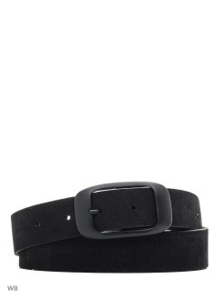 Ремень COLOURFUL NUBUCK BEL BLACK LEE