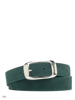 Ремень COLOURFUL NUBUCK BEL EVERGREEN LEE