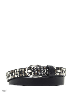 Ремень STUDDED BELT BLACK Wrangler