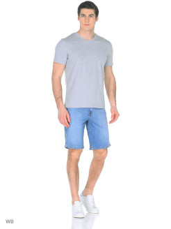 Шорты DENIM SHORT LIGHT FEATHER Wrangler