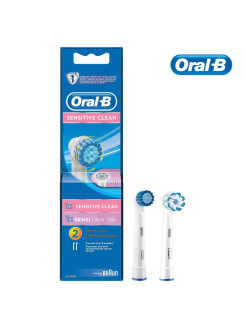 Насадка ORAL-B EB17s Sensitive Clean 2шт Oral-B