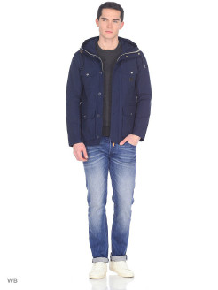 Куртка SUMMER PARKA NAVY DROP LEE