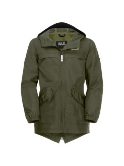 Куртка CAMPO ROAD PARKA Jack Wolfskin