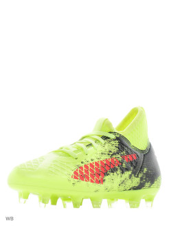 Бутсы FUTURE 18.3 FG AG Jr PUMA