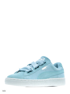 Кеды Suede Heart Pebble Wn s PUMA