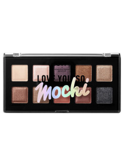 Палетка теней для век. LOVE YOU SO MOCHI EYESHADOW PALETTE - Sleek & Chic 02 NYX PROFESSIONAL MAKEUP