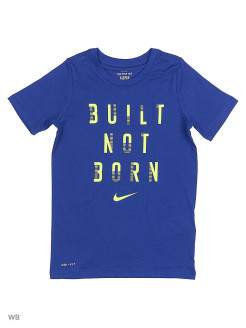 Футболка B NK DRY TEE BUILT NOT BORN Nike