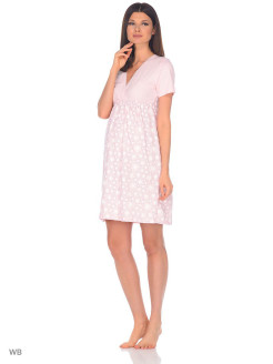 Nightgown for pregnant and lactating ФЭСТ