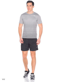 Шорты Pace 7   Graphic Short PUMA