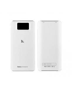 Power Bank 10000 mAh Hoco White Hoco
