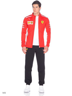 Куртка SF Team Softshell Jacket PUMA