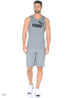 Шорты Rebel Sweat Shorts PUMA