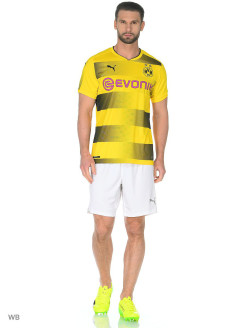 Футболка BVB Home Replica Shirt PUMA