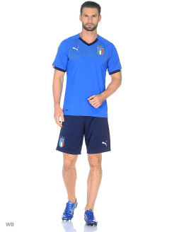 Футболка FIGC Home Shirt Replica SS PUMA