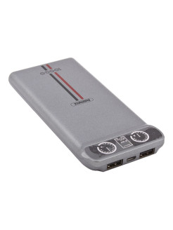 Внешний АКБ Power Bank REMAX Kingree Series 10000 mAh RPP-18 (серый) REMAX