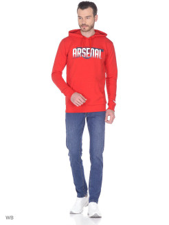 Худи Arsenal FC Fan CANNON Hoody PUMA