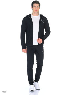 Толстовка Active Tec Stretch FZ Hoody PUMA
