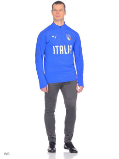 Джемпер FIGC Italia Zip Training Top PUMA