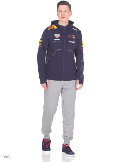 Толстовка RBR Team Hdd Sweat Jacket PUMA