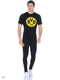Брюки BVB Training Pant tapered PUMA