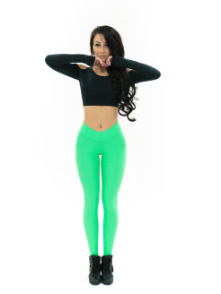 "Лосины Push-Up ""Summer Green"" Bona Fide"