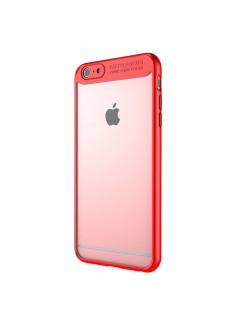 Чехол-накладка Apple iPhone 7 4.7 Baseus Mirror Red BASEUS