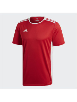 Футболка ENTRADA 18 JSY power red,white Adidas