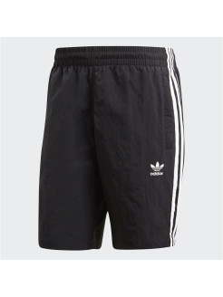 Шорты 3-STRIPES SWIM black Adidas