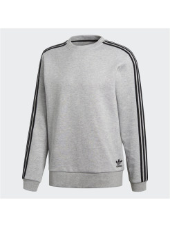 Джемпер CURATED CREWQ2 medium grey heather Adidas